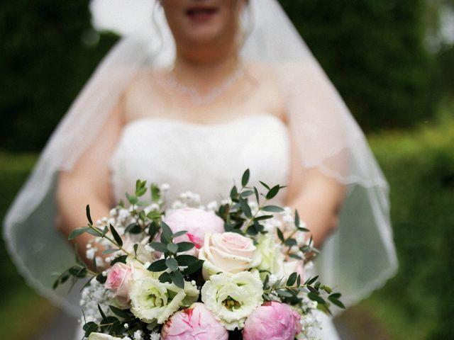 Le mariage de Julien et Ingrid à Les Aynans, Haute-Saône 26