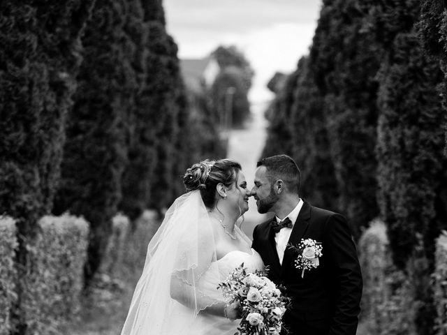 Le mariage de Julien et Ingrid à Les Aynans, Haute-Saône 29