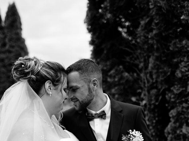 Le mariage de Julien et Ingrid à Les Aynans, Haute-Saône 31