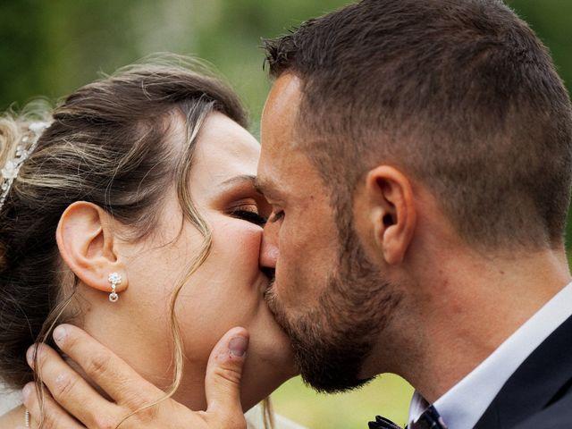 Le mariage de Julien et Ingrid à Les Aynans, Haute-Saône 34