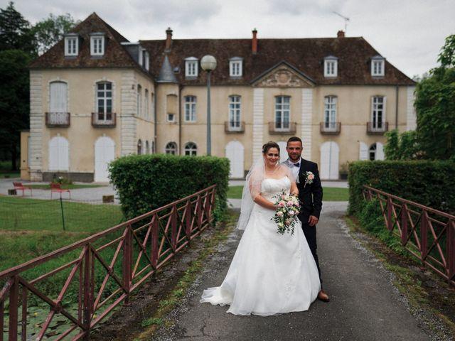 Le mariage de Julien et Ingrid à Les Aynans, Haute-Saône 35