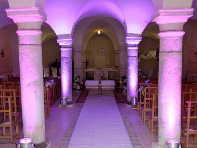 Le mariage de Julien et Ingrid à Les Aynans, Haute-Saône 38