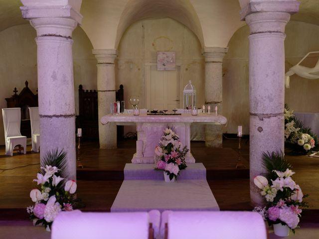 Le mariage de Julien et Ingrid à Les Aynans, Haute-Saône 39