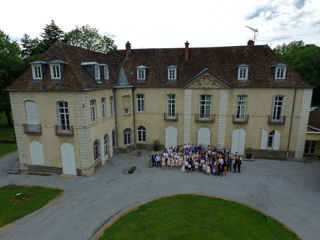 Le mariage de Julien et Ingrid à Les Aynans, Haute-Saône 45