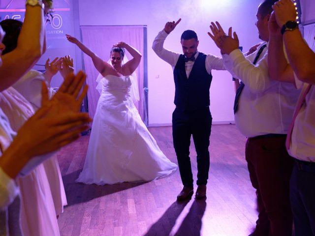 Le mariage de Julien et Ingrid à Les Aynans, Haute-Saône 66