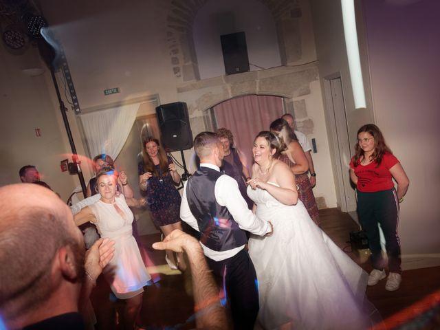 Le mariage de Julien et Ingrid à Les Aynans, Haute-Saône 69
