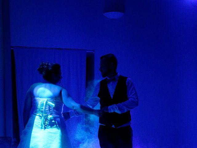 Le mariage de Julien et Ingrid à Les Aynans, Haute-Saône 80