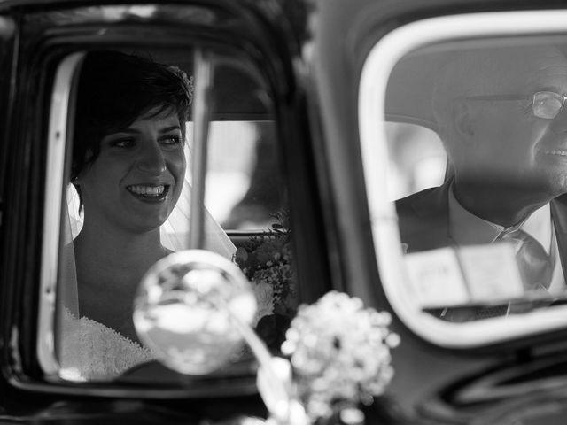 Le mariage de Aurélien et Gaby à Houlbec-Cocherel, Eure 8