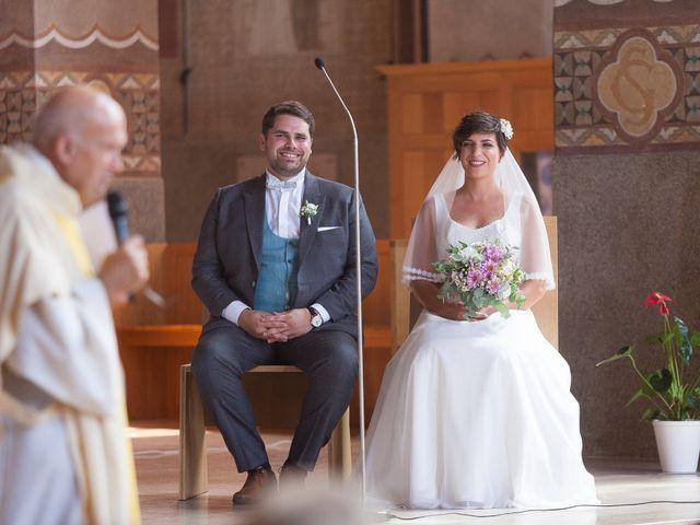 Le mariage de Aurélien et Gaby à Houlbec-Cocherel, Eure 9