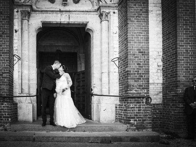 Le mariage de Stéphane et Anastasia à Saint-Jacques-sur-Darnétal, Seine-Maritime 7