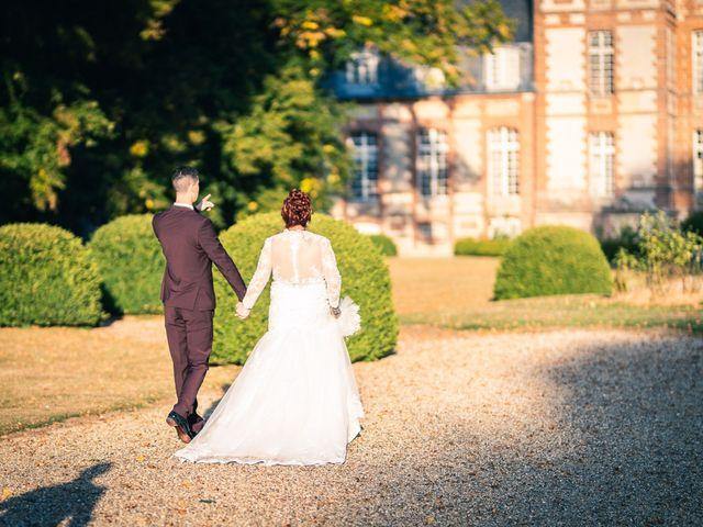 Le mariage de Stéphane et Anastasia à Saint-Jacques-sur-Darnétal, Seine-Maritime 10