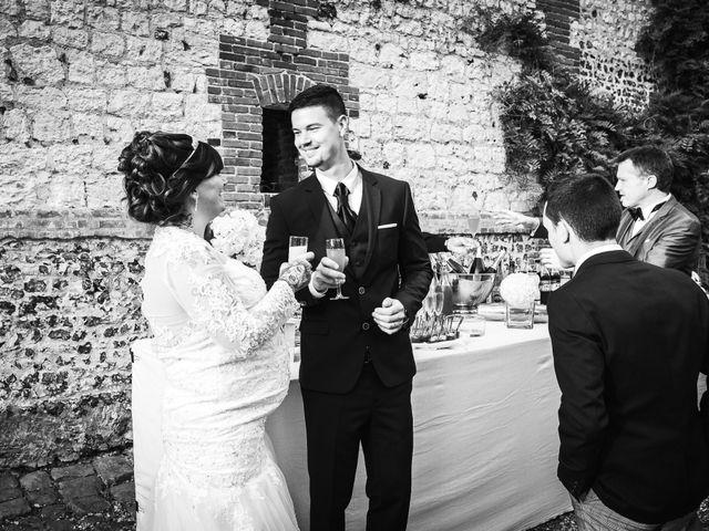 Le mariage de Stéphane et Anastasia à Saint-Jacques-sur-Darnétal, Seine-Maritime 13