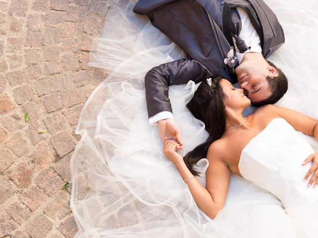 Le mariage de Elisabeth et Arnaud