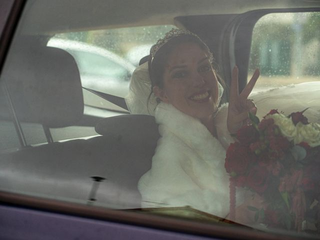 Le mariage de Julien et Tiphaine à Carrières-sous-Poissy, Yvelines 5