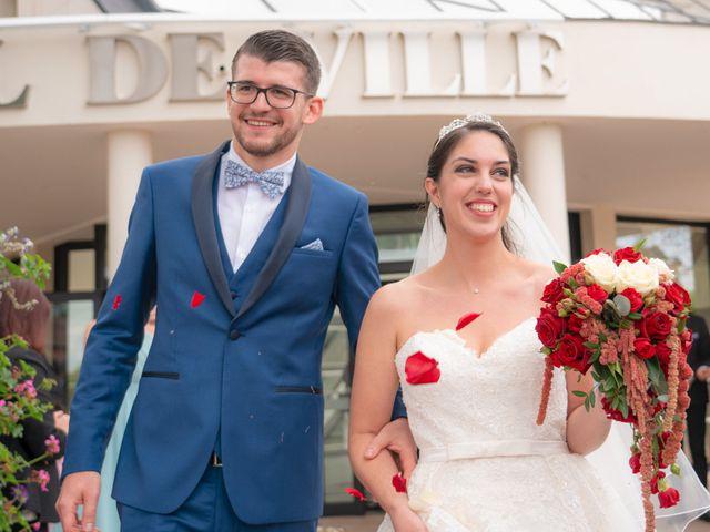 Le mariage de Julien et Tiphaine à Carrières-sous-Poissy, Yvelines 7