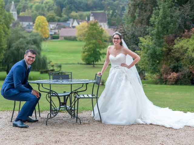 Le mariage de Julien et Tiphaine à Carrières-sous-Poissy, Yvelines 18