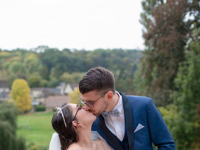 Le mariage de Julien et Tiphaine à Carrières-sous-Poissy, Yvelines 19