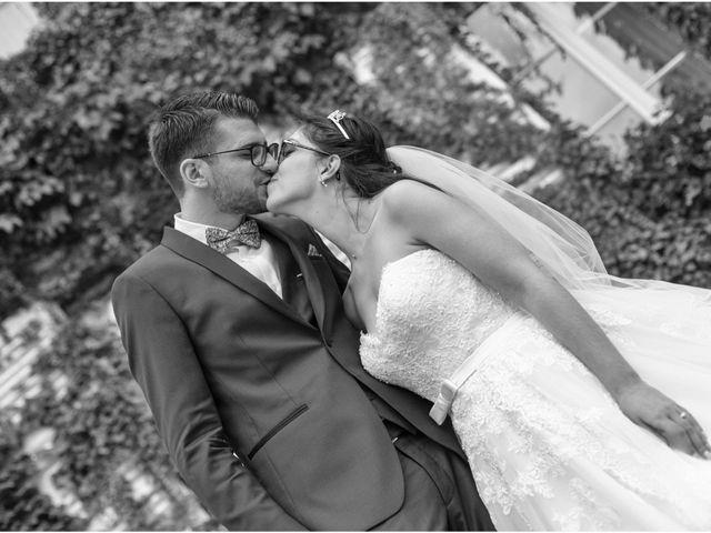 Le mariage de Julien et Tiphaine à Carrières-sous-Poissy, Yvelines 21