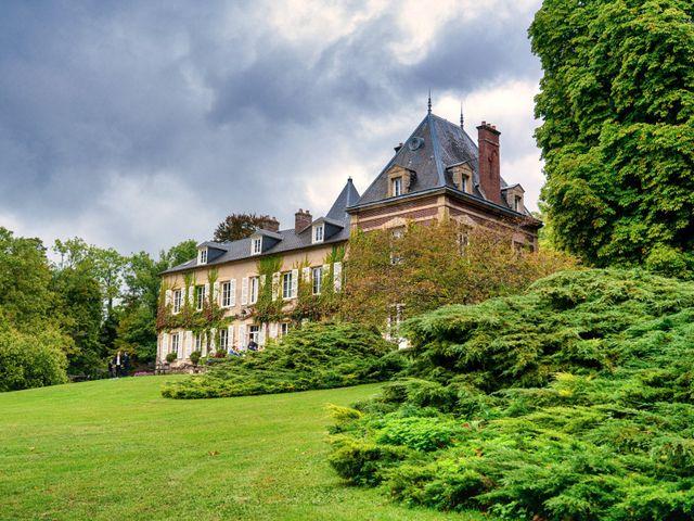 Le mariage de Julien et Tiphaine à Carrières-sous-Poissy, Yvelines 35