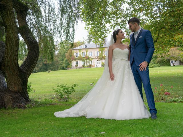 Le mariage de Julien et Tiphaine à Carrières-sous-Poissy, Yvelines 37
