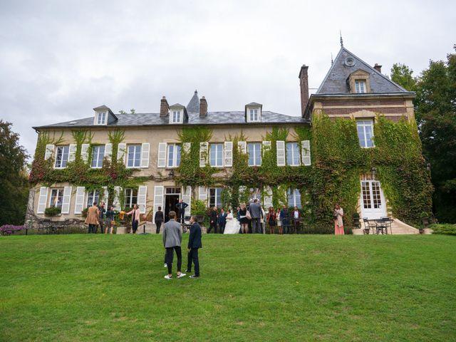 Le mariage de Julien et Tiphaine à Carrières-sous-Poissy, Yvelines 40