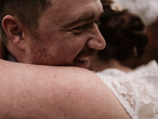 Le mariage de Steve et Angélique à La Châtre, Indre 5