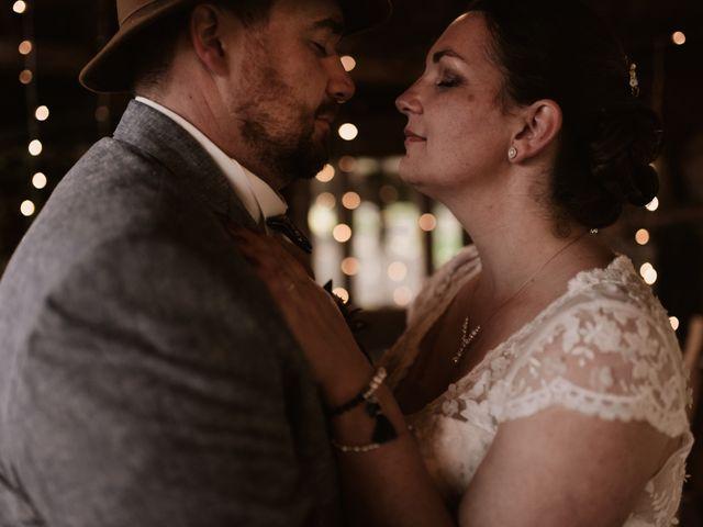 Le mariage de Steve et Angélique à La Châtre, Indre 6