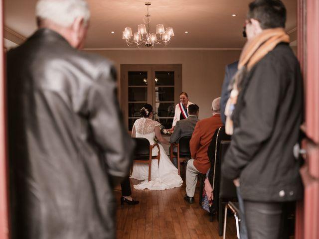 Le mariage de Steve et Angélique à La Châtre, Indre 21