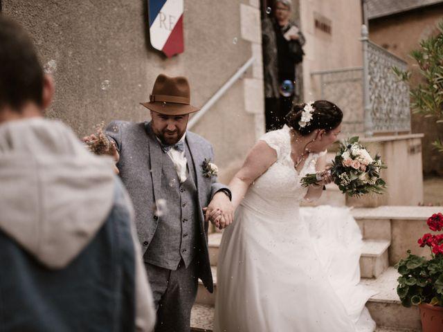 Le mariage de Steve et Angélique à La Châtre, Indre 23