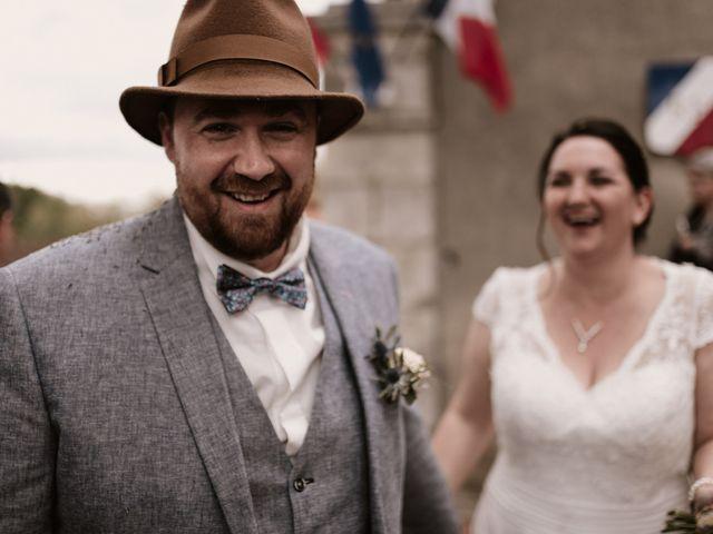 Le mariage de Steve et Angélique à La Châtre, Indre 24