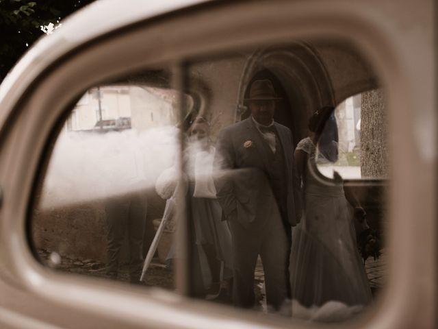 Le mariage de Steve et Angélique à La Châtre, Indre 26
