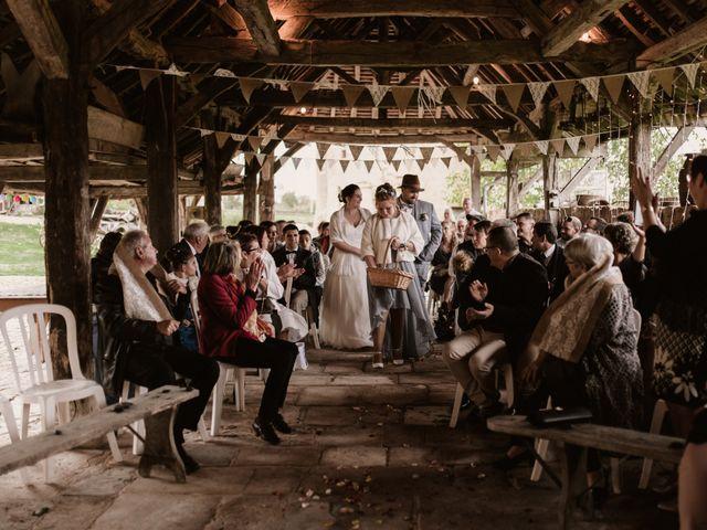 Le mariage de Steve et Angélique à La Châtre, Indre 31