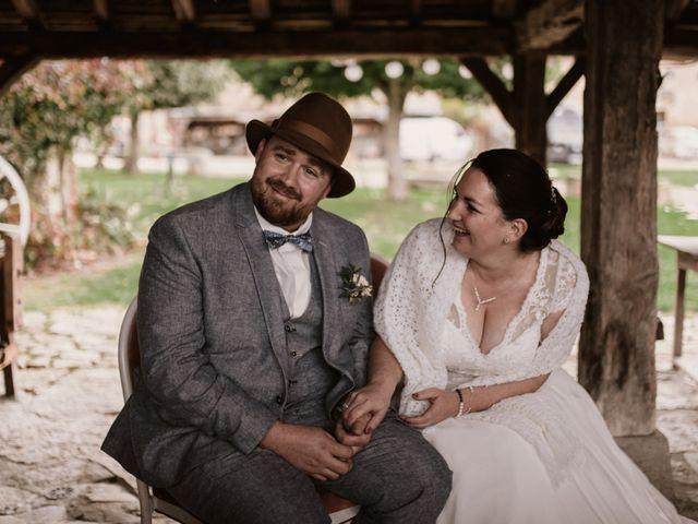 Le mariage de Steve et Angélique à La Châtre, Indre 32