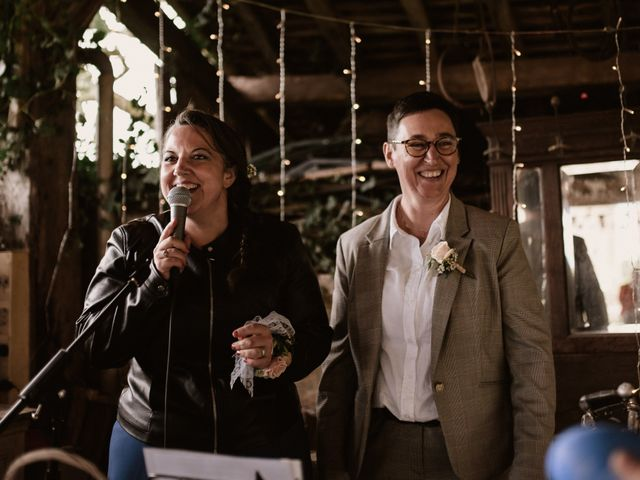 Le mariage de Steve et Angélique à La Châtre, Indre 33