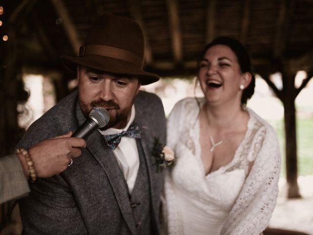 Le mariage de Steve et Angélique à La Châtre, Indre 38