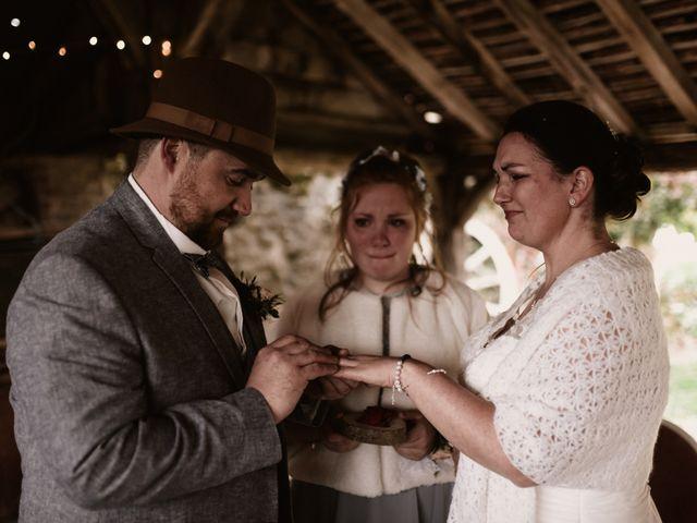 Le mariage de Steve et Angélique à La Châtre, Indre 39