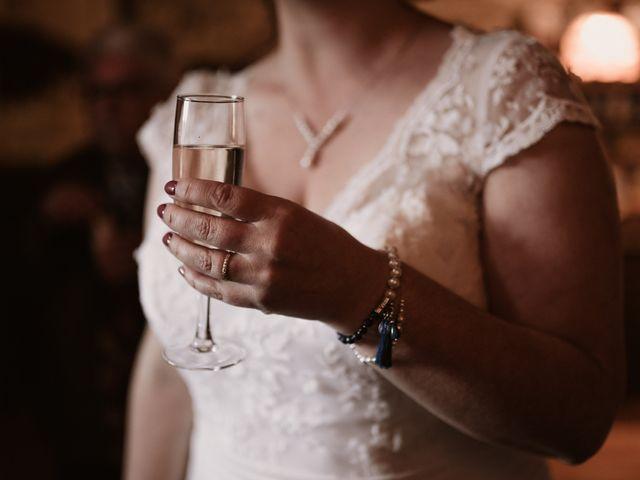 Le mariage de Steve et Angélique à La Châtre, Indre 42