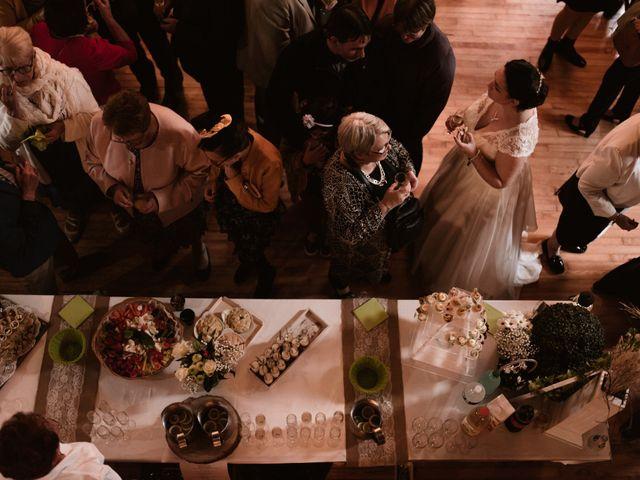 Le mariage de Steve et Angélique à La Châtre, Indre 45