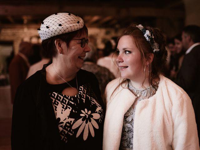 Le mariage de Steve et Angélique à La Châtre, Indre 46
