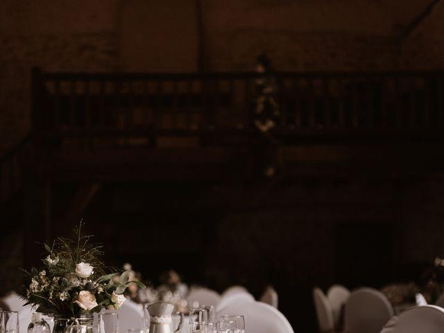 Le mariage de Steve et Angélique à La Châtre, Indre 56