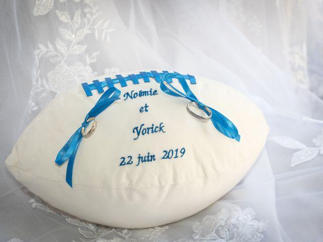 Le mariage de Yorick et Noëmie à Crouy-sur-Cosson, Loir-et-Cher 5