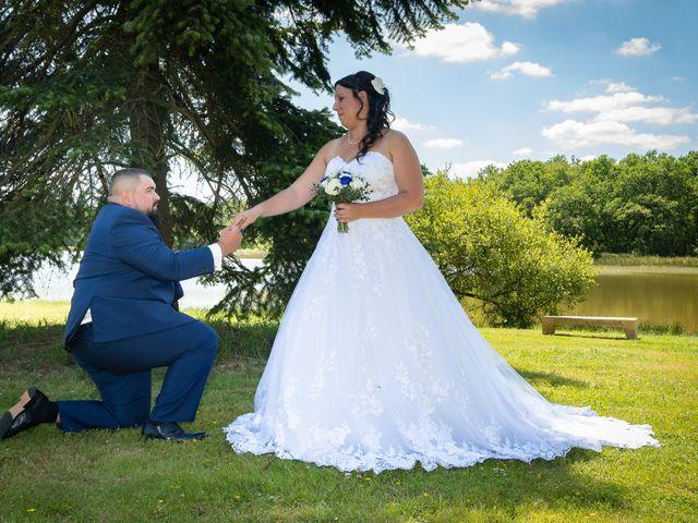 Le mariage de Yorick et Noëmie à Crouy-sur-Cosson, Loir-et-Cher 18