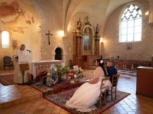 Le mariage de Yorick et Noëmie à Crouy-sur-Cosson, Loir-et-Cher 30