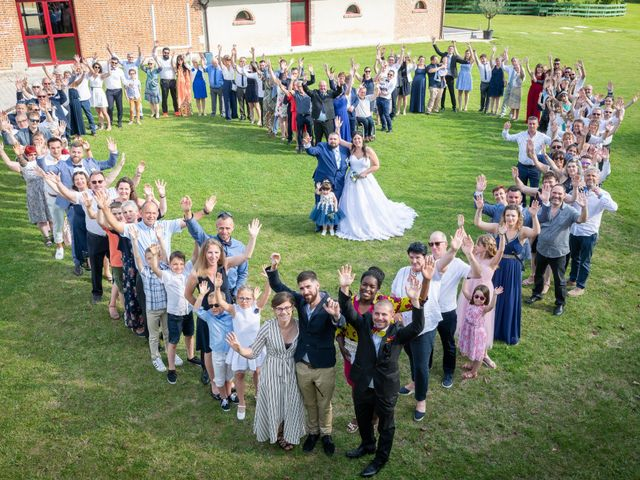 Le mariage de Yorick et Noëmie à Crouy-sur-Cosson, Loir-et-Cher 35