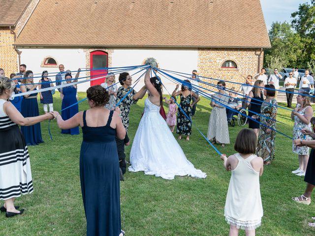 Le mariage de Yorick et Noëmie à Crouy-sur-Cosson, Loir-et-Cher 40