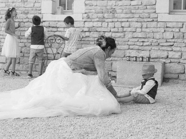 Le mariage de Jérémy et Adeline à Saint-Maxire, Deux-Sèvres 12