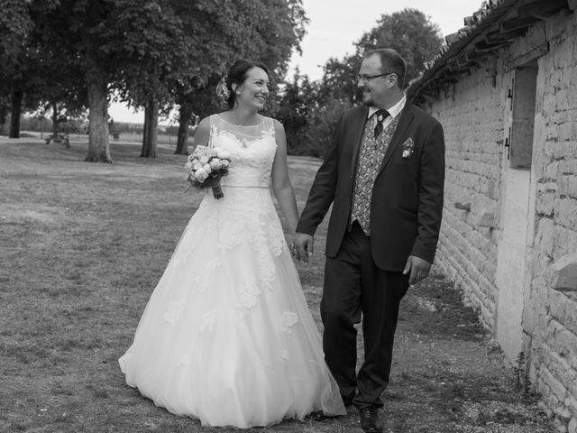 Le mariage de Jérémy et Adeline à Saint-Maxire, Deux-Sèvres 24