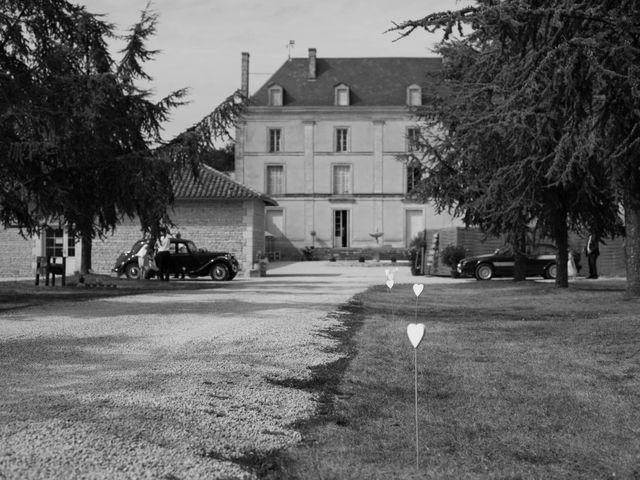 Le mariage de Jérémy et Adeline à Saint-Maxire, Deux-Sèvres 47