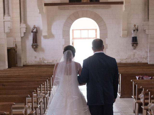 Le mariage de Jérémy et Adeline à Saint-Maxire, Deux-Sèvres 54