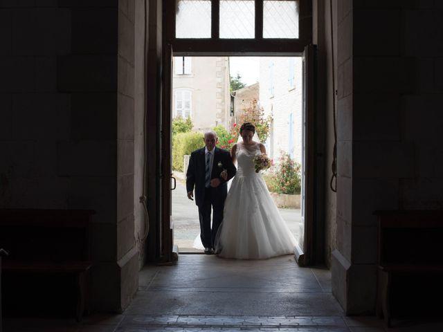 Le mariage de Jérémy et Adeline à Saint-Maxire, Deux-Sèvres 57